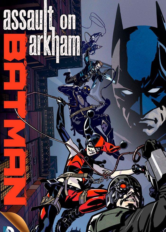 DCU: Batman - Assault On Arkham