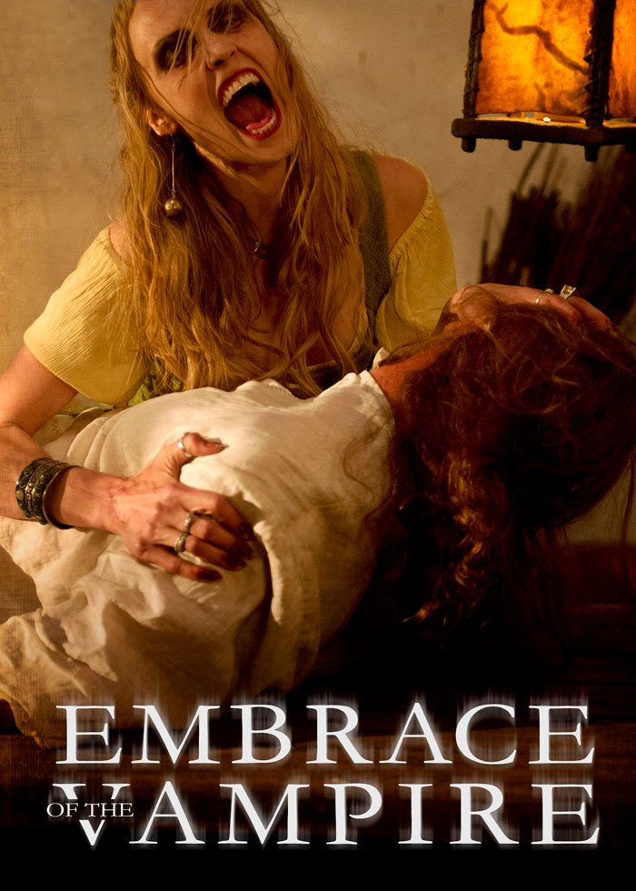 Image of L'Abbraccio del Vampiro (Embrace of the Vampire)