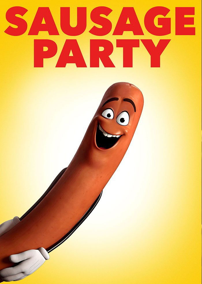 Watch Sausage Party In
