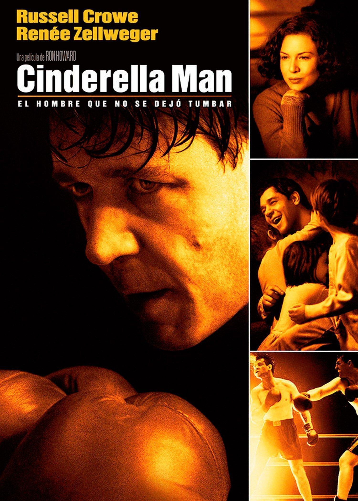 Cinderella Man: El hombre que no se dejó tumbar