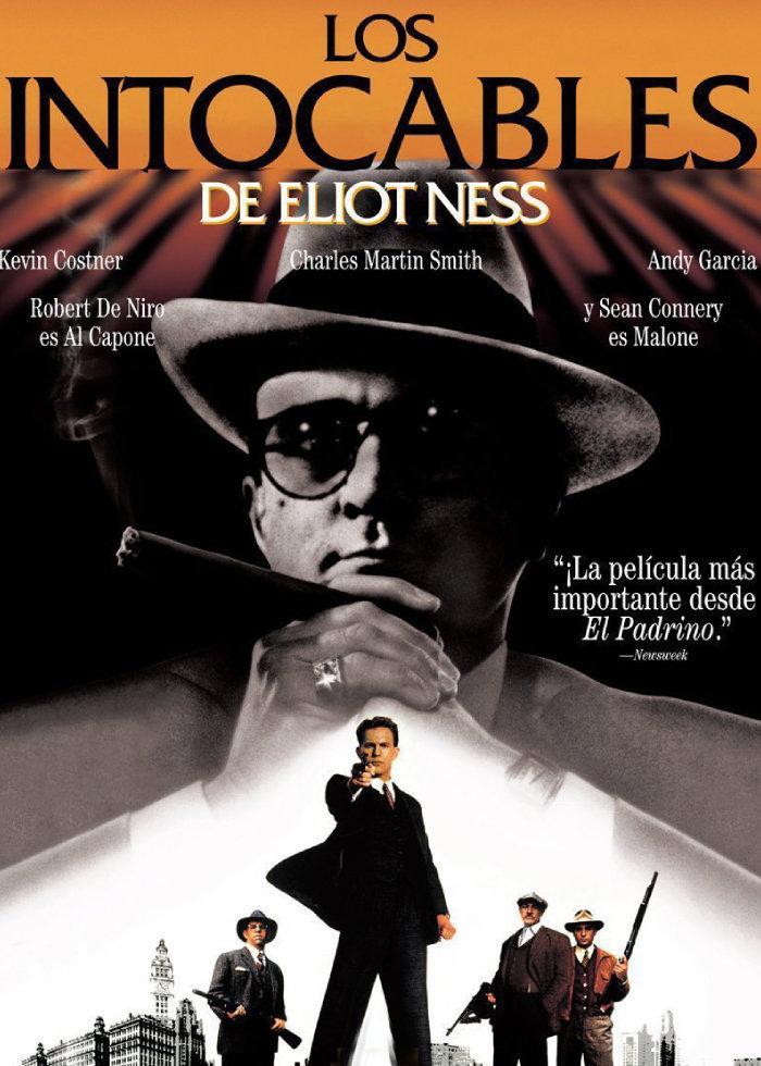 Los intocables de Eliot Ness