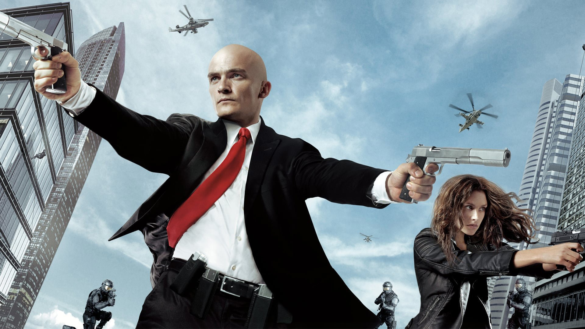 Hitman Agent 47 Rakuten Tv