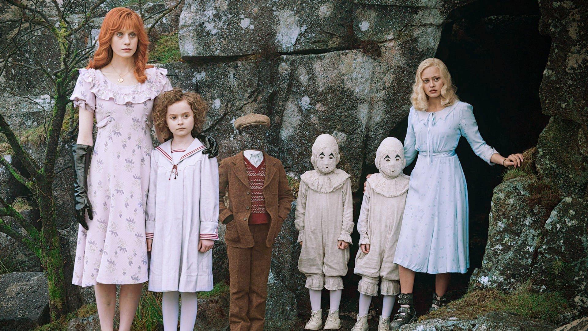 El Hogar De Miss Peregrine Para Niños Peculiares Rakuten Tv