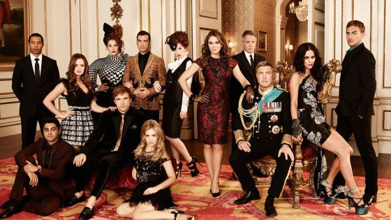 The Royals Staffel 2 Wann